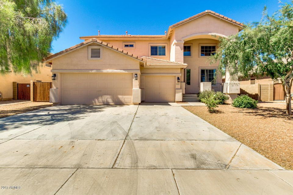 43224 W GRIFFIS Drive, Maricopa, AZ 85138