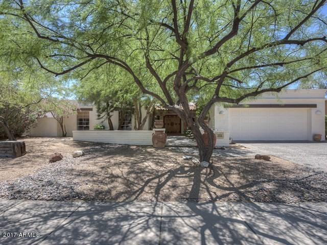 7607 E VIA DE CORTO --, Scottsdale, AZ 85258