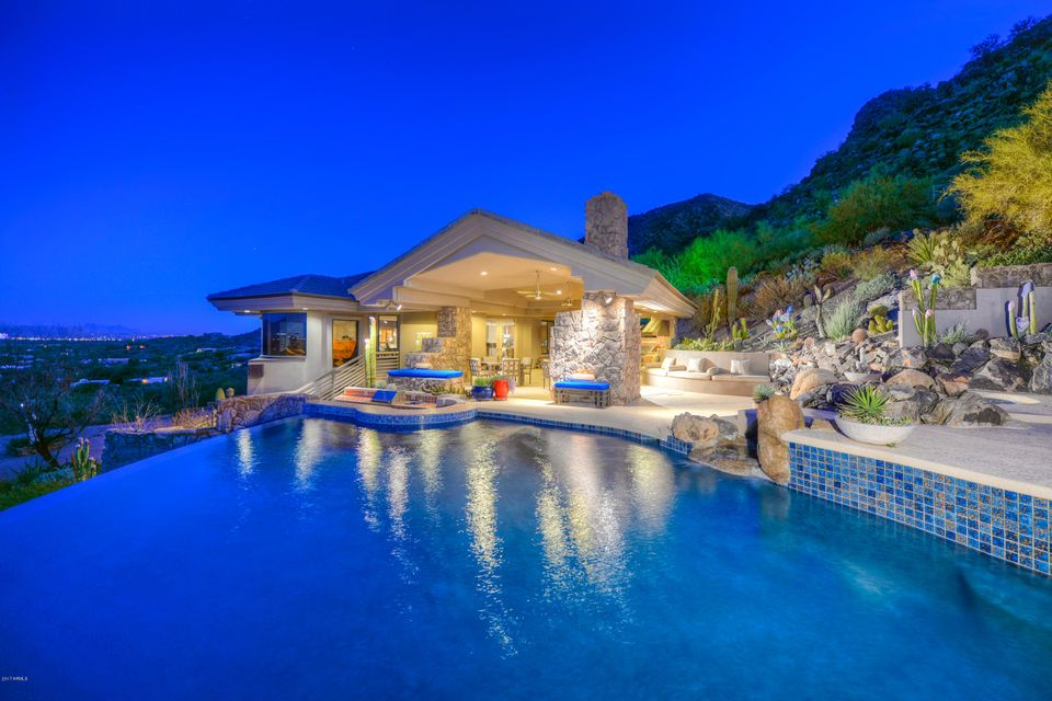 8060 N Mummy Mountain Road, Paradise Valley AZ 85253