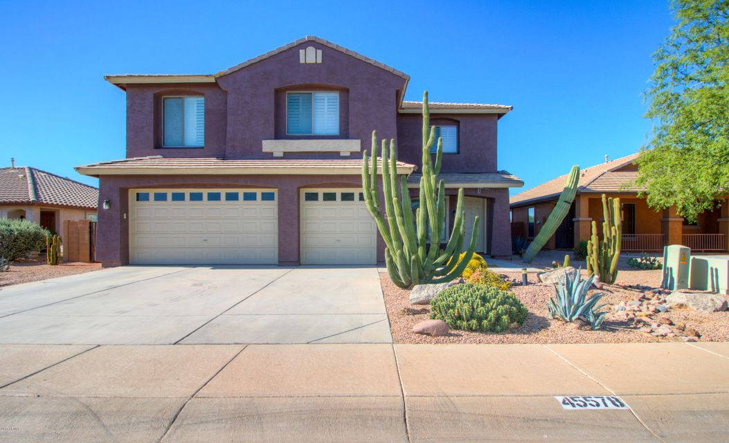 45578 W MOUNTAIN VIEW Road, Maricopa, AZ 85139