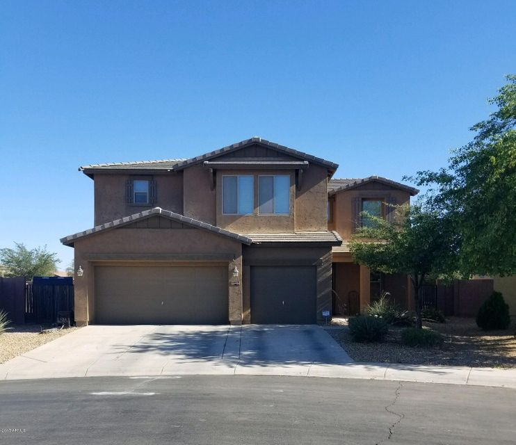 40875 W COLBY Drive, Maricopa, AZ 85138