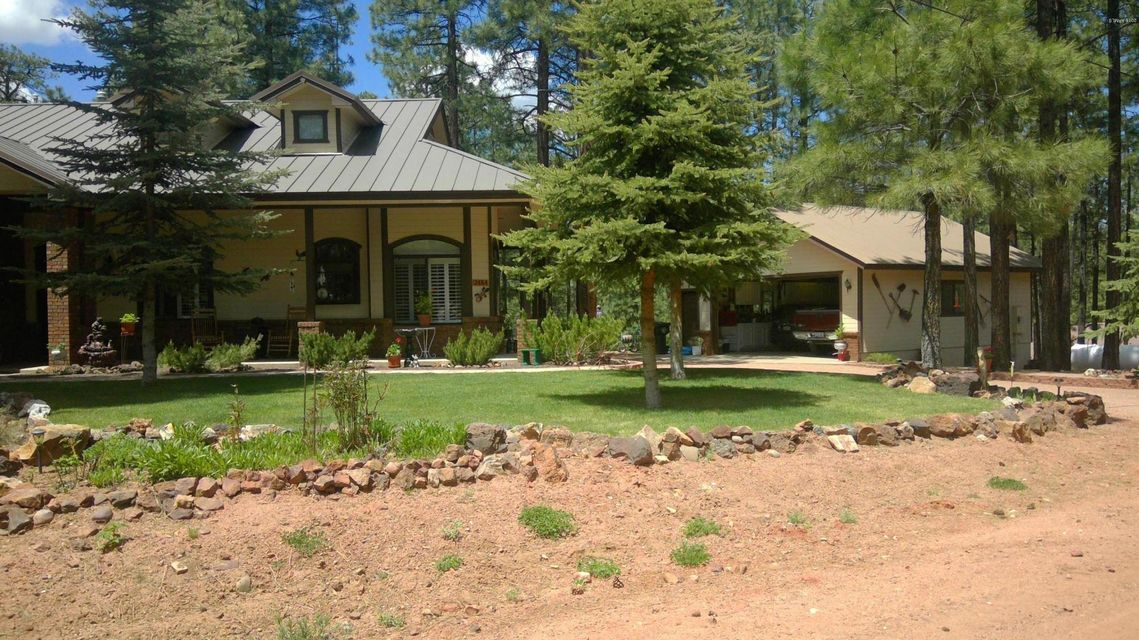 2484 TALL TREES Loop, Forest Lakes, AZ 85931