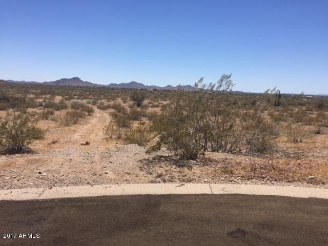 18677 W PORTER Drive Lot 88, Goodyear, AZ 85338