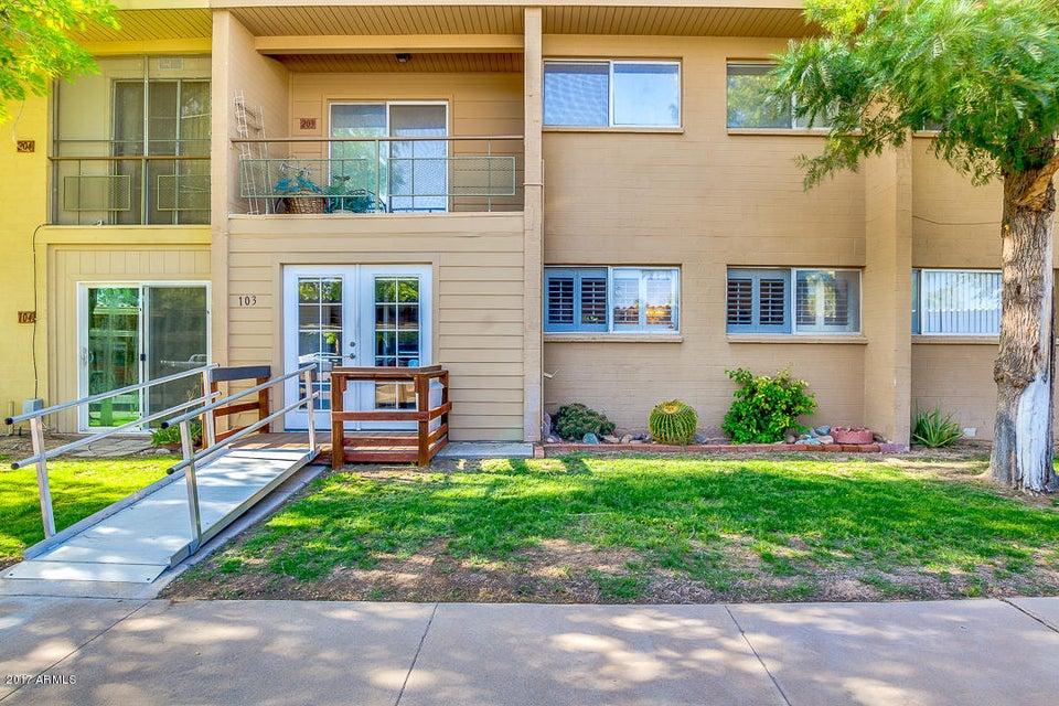 808 N 82ND Street F103, Scottsdale, AZ 85257