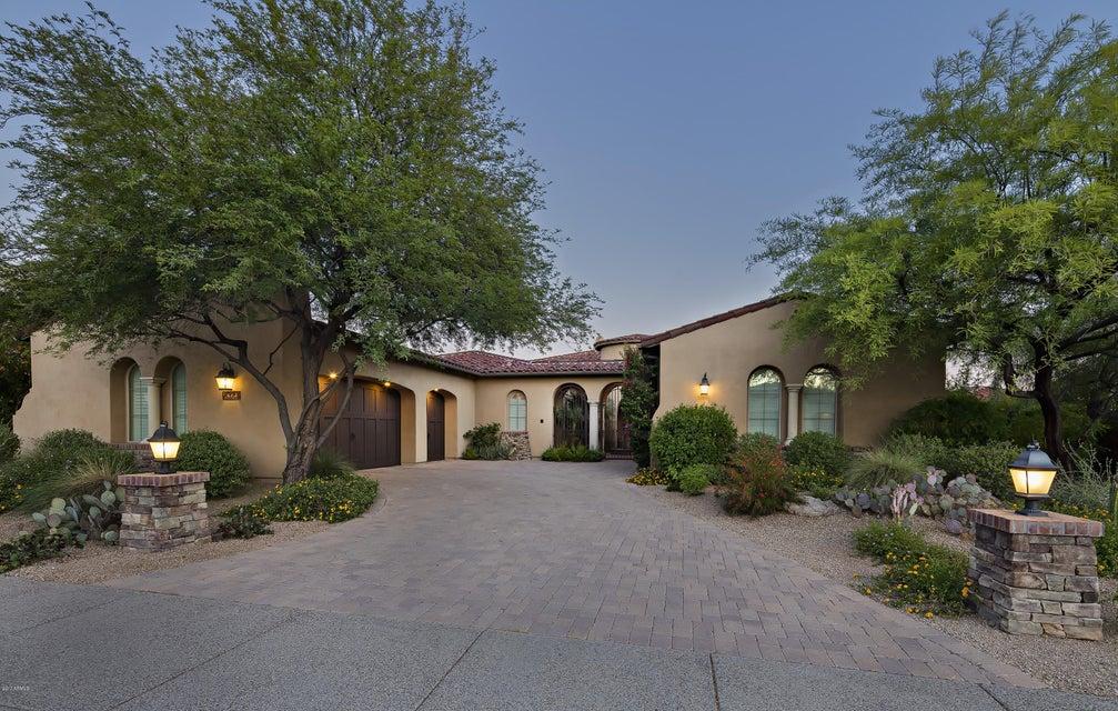 8323 E TAILFEATHER Drive, Scottsdale, AZ 85255