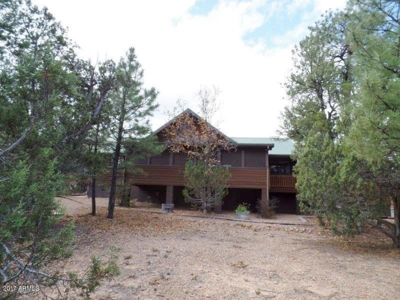 1800 S KNOLL Trail, Show Low, AZ 85901