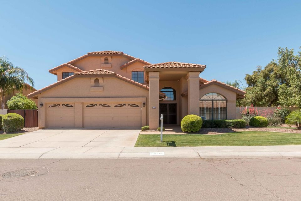 1565 W DESERT BROOM Drive, Chandler, AZ 85248