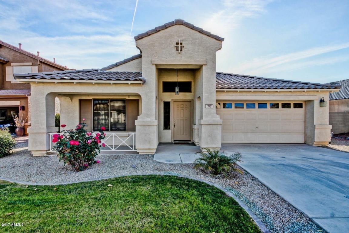 717 E TAYLOR Trail, San Tan Valley, AZ 85143