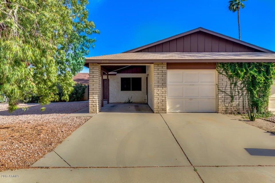 2439 W KIVA Avenue, Mesa, AZ 85202