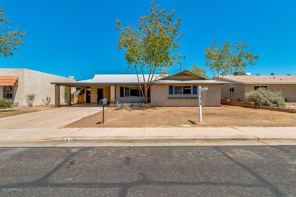 1026 W DRAGOON Avenue, Mesa, AZ 85210