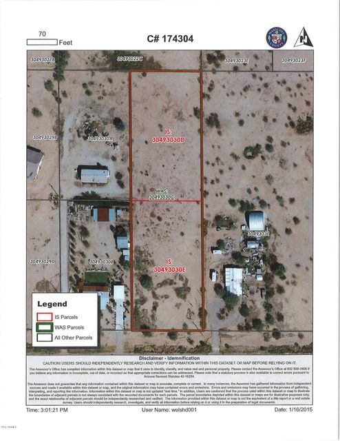 E Williams Field Road Lot 14, Mesa, AZ 85212