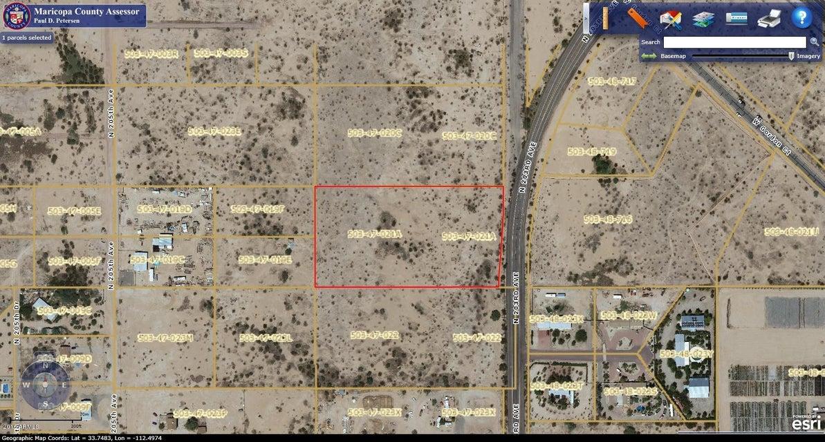 XXXX N 203rd Avenue, Wittmann, AZ 85361