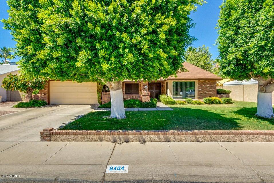 6404 W GARDEN Drive, Glendale, AZ 85304
