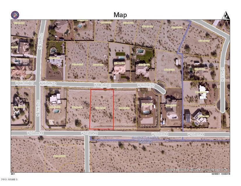 19825 W MITCHELL Court Lot 109, Buckeye, AZ 85396