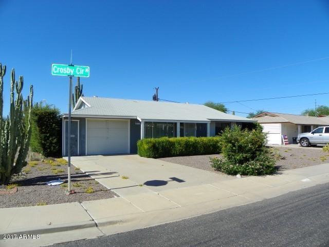 9938 W CROSBY Circle N, Sun City, AZ 85351