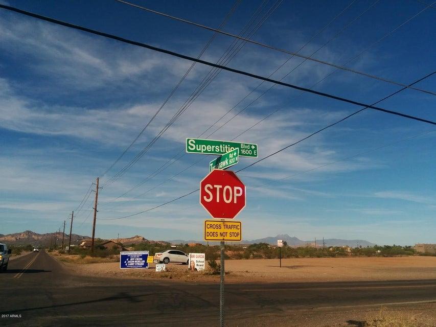 8xx N Superstition --, Apache Junction, AZ 85119