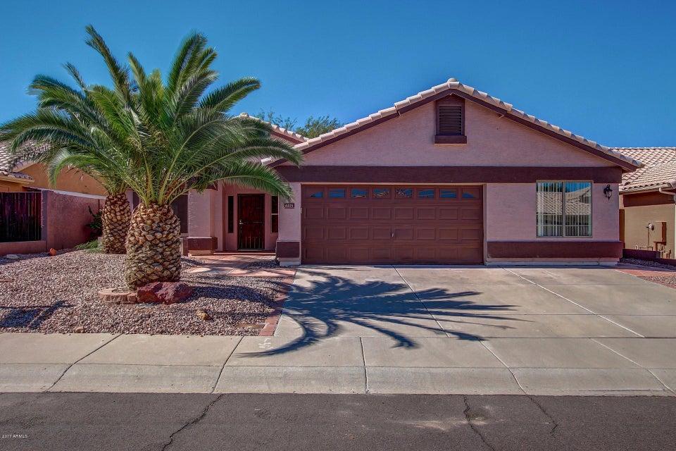 6115 W PARK VIEW Lane, Glendale, AZ 85310