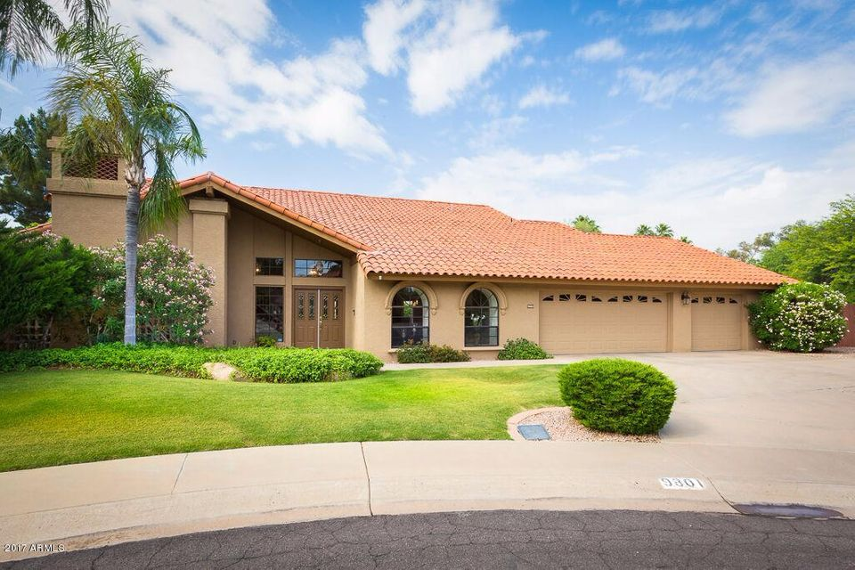 9801 E MISSION Lane, Scottsdale, AZ 85258