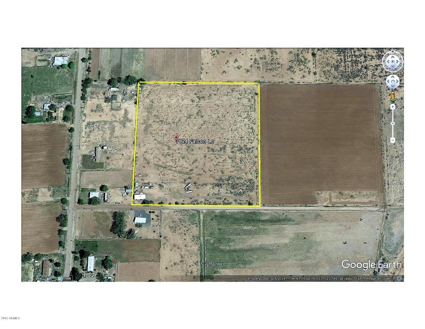 7824 FALCON Lane Lot 61, Woodruff, AZ 85942