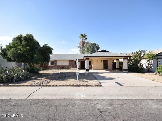 5918 W EVANS Drive, Glendale, AZ 85306