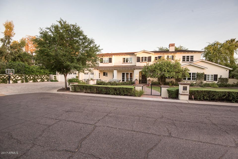 5819 CALLE DEL MEDIA --,Phoenix,Arizona 85018,5 Bedrooms Bedrooms,7 BathroomsBathrooms,Residential,CALLE DEL MEDIA,5610691