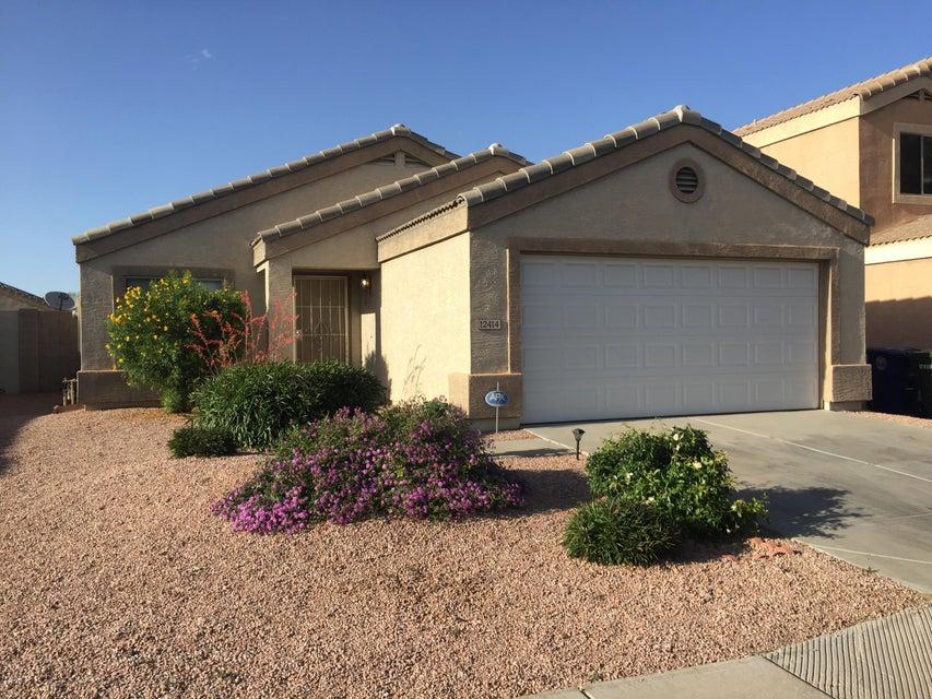 12414 W DREYFUS Drive, El Mirage, AZ 85335