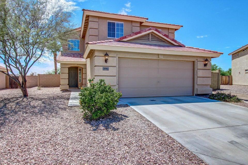 978 S 223RD Lane, Buckeye, AZ 85326