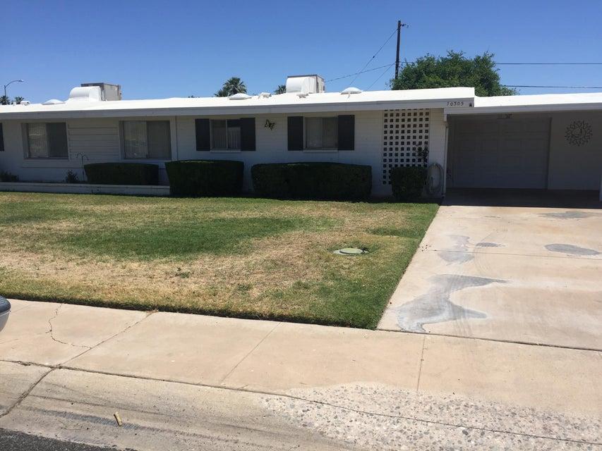 10305 W OAKMONT Drive, Sun City, AZ 85351