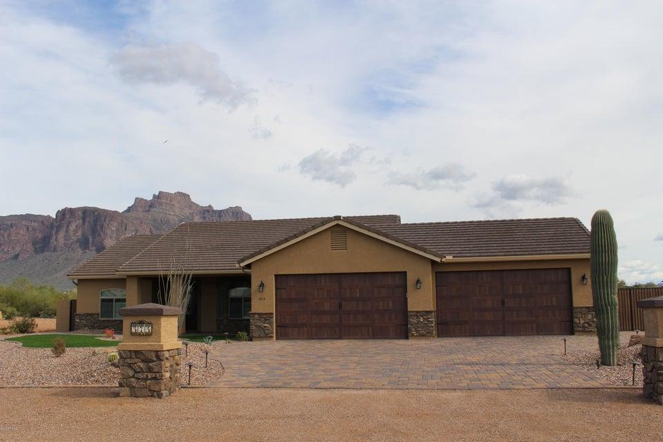 MLS 5611012 5100 E ROUNDUP Street, Apache Junction, AZ 85119 Apache Junction AZ Newly Built