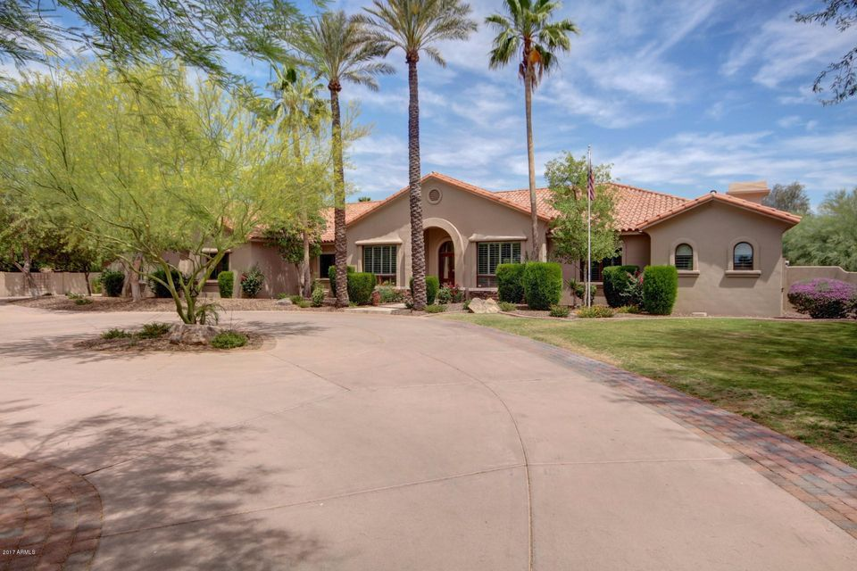 6814 E INDIAN BEND Road, Paradise Valley, AZ 85253