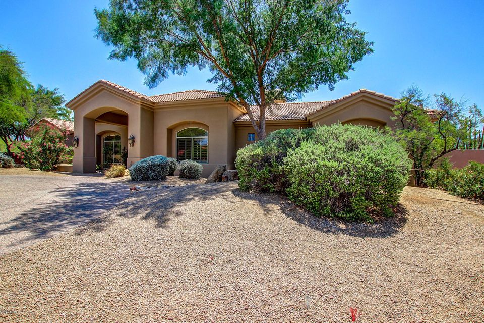 11035 E GOLD DUST Avenue, Scottsdale AZ 85259