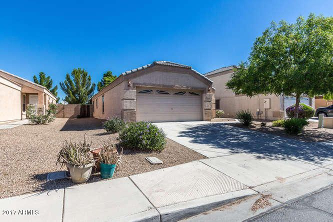 12750 W SOLEDAD Street, El Mirage, AZ 85335