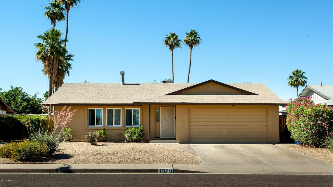1079 E CARSON Drive, Tempe, AZ 85282