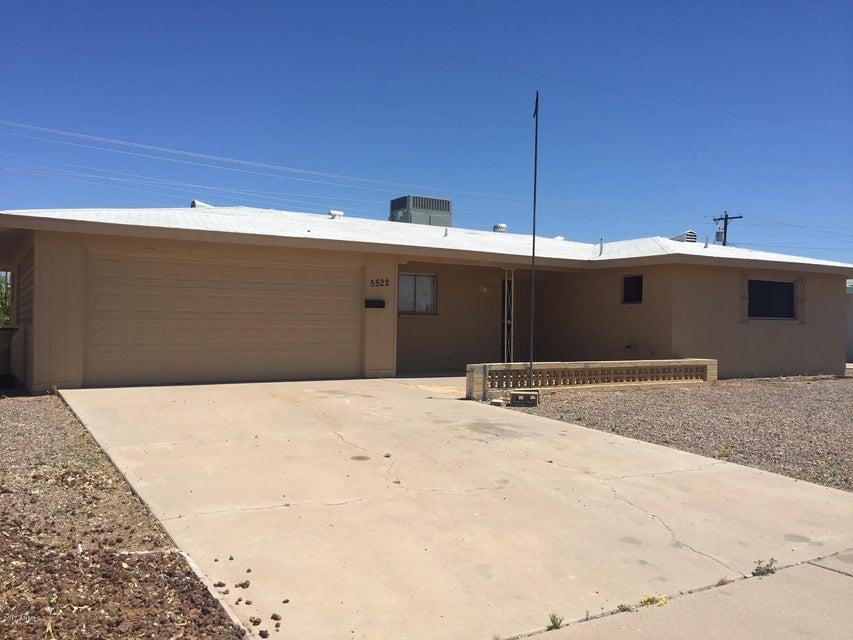 5522 E COLBY Street, Mesa, AZ 85205