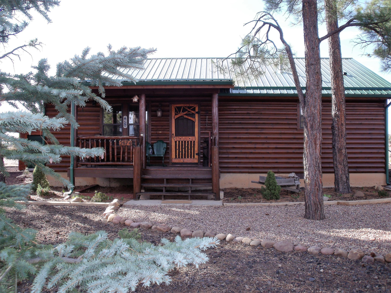 2674 Palomino Trail, Overgaard, AZ 85933