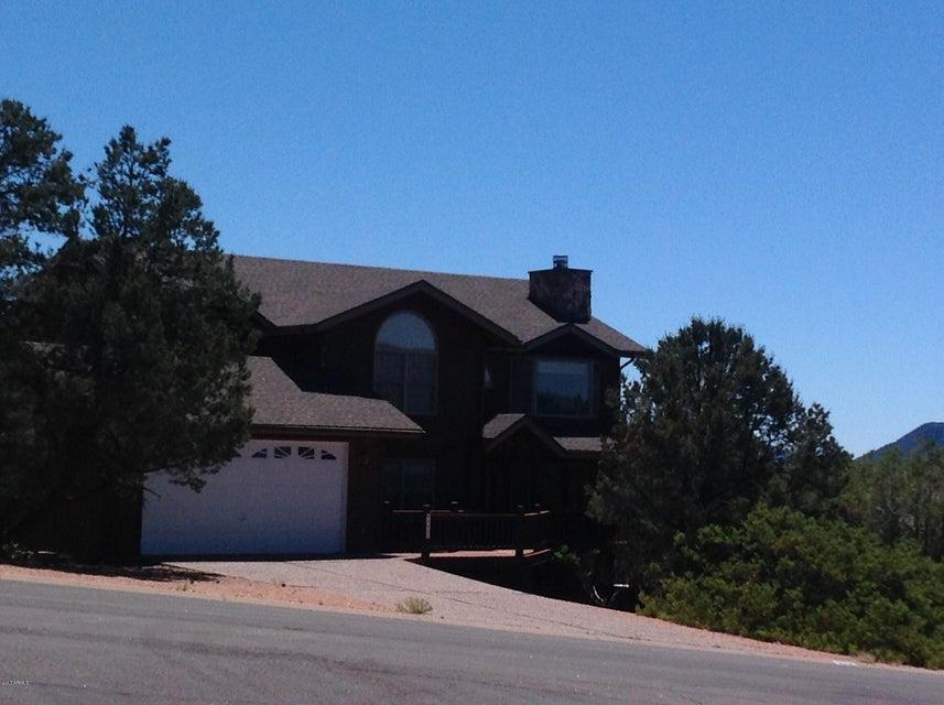 1005 N MONARCH Drive, Payson, AZ 85541
