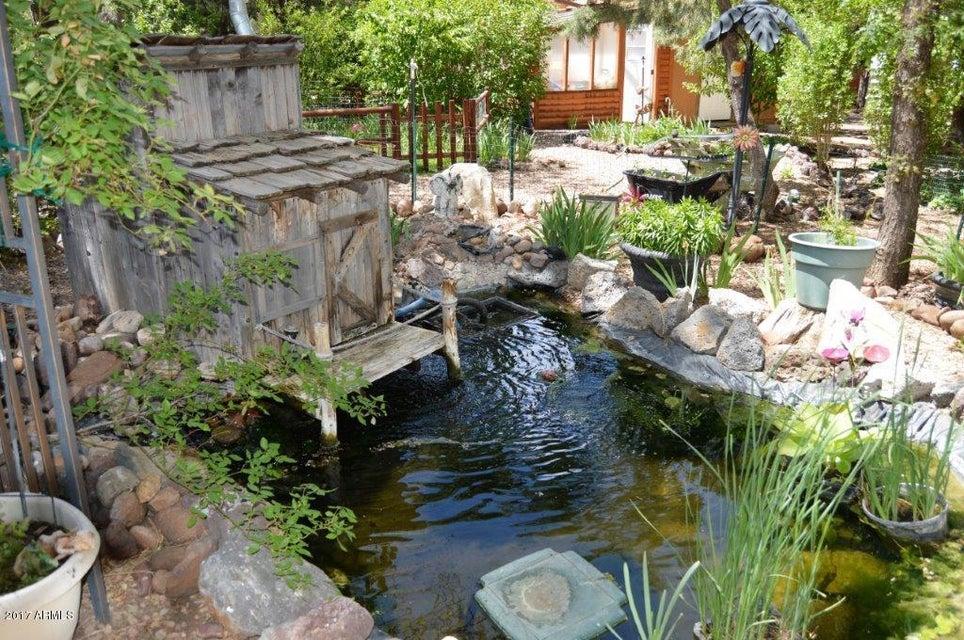 3616 HILLTOP Drive, Lakeside, AZ 85929