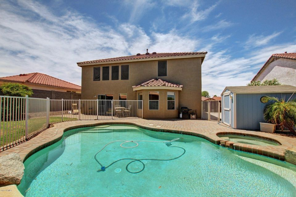 10604 W CARLOTA Lane, Peoria, AZ 85383
