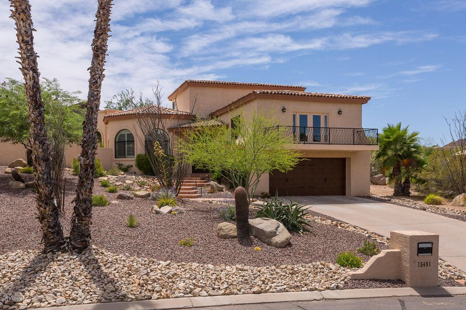 15491 E Telegraph Drive, Fountain Hills, AZ 85268
