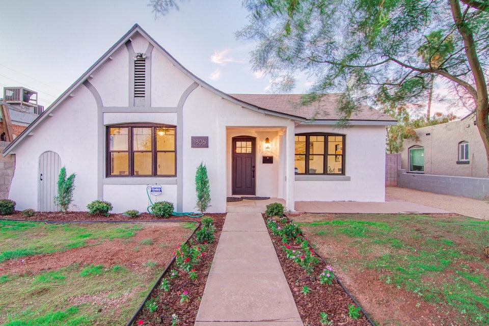 1806 E CULVER Street Phoenix, AZ 85006 - MLS #: 5611596