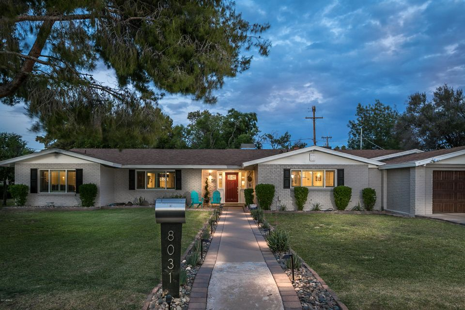 8031 N 8TH Avenue, Phoenix, AZ 85021