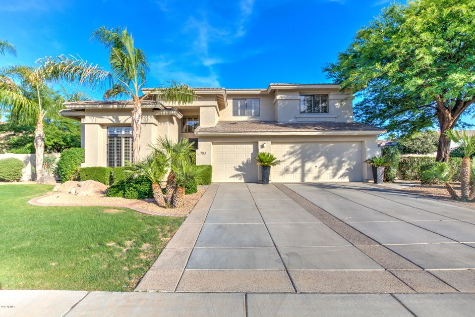783 W HONEYSUCKLE Drive, Chandler, AZ 85248