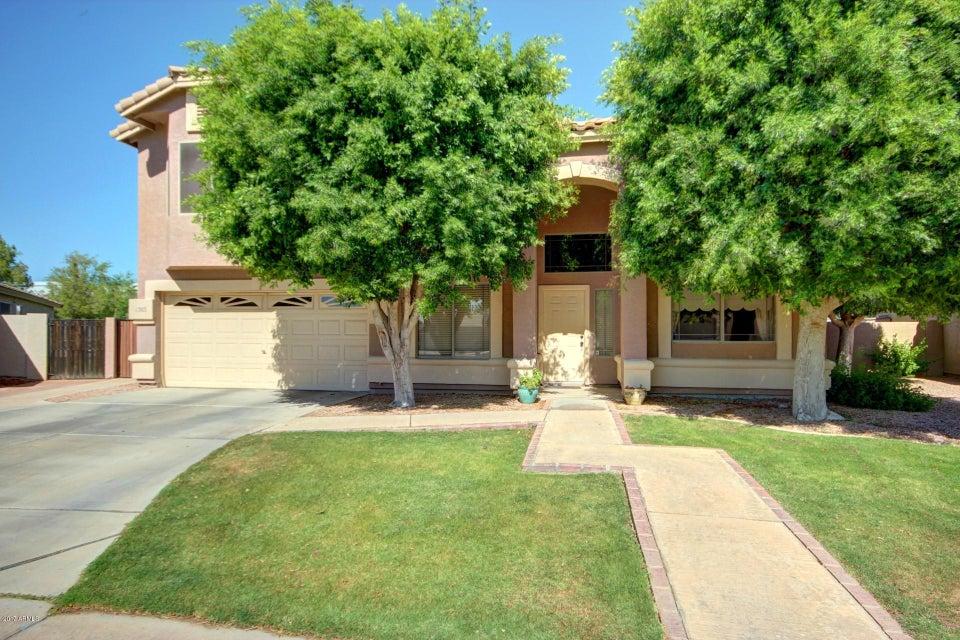 1503 N QUAIL Lane, Gilbert, AZ 85233