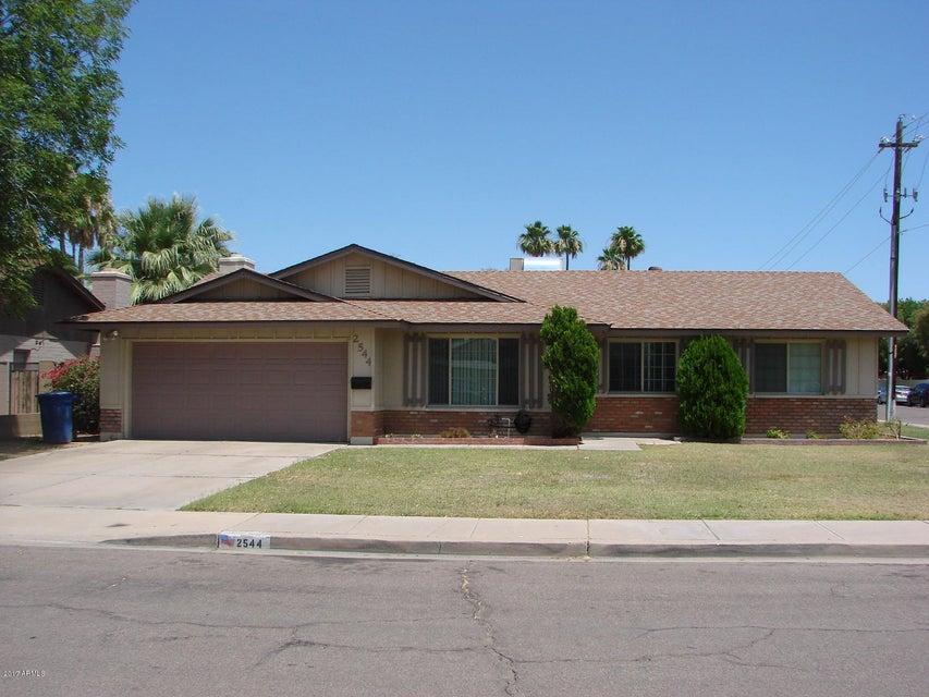 2544 E PEBBLE BEACH Drive, Tempe, AZ 85282