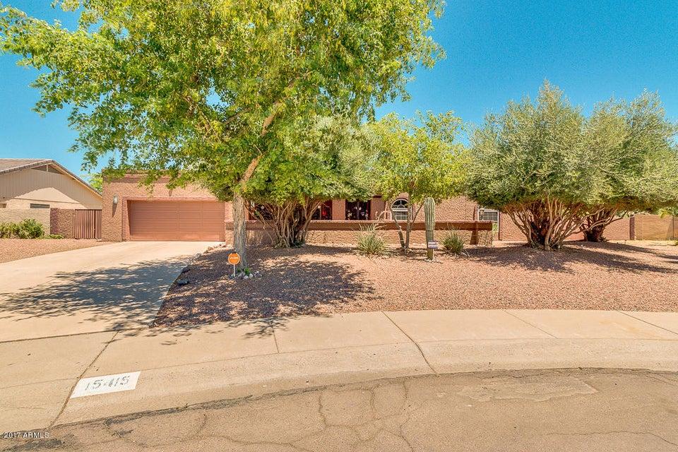 15415 N 45TH Street, Phoenix, AZ 85032