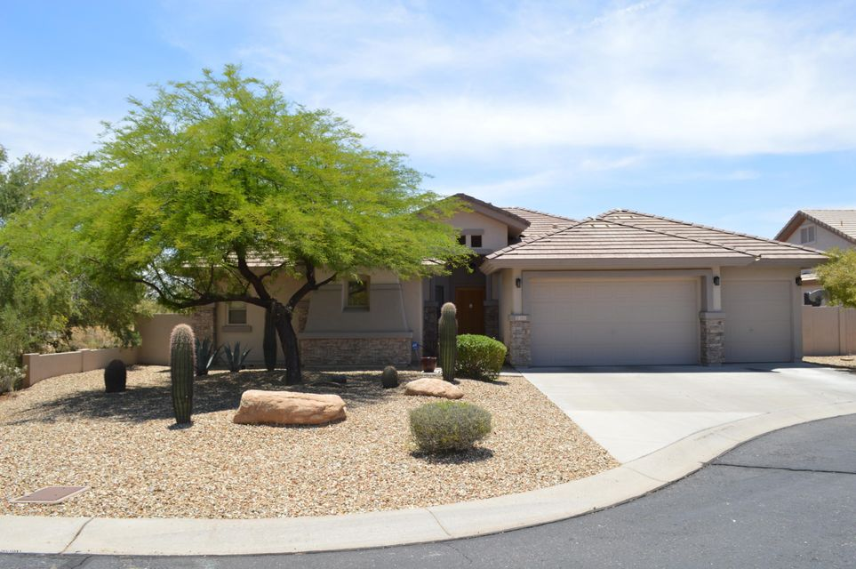 5405 E VIA CABALLO BLANCO --, Cave Creek, AZ 85331
