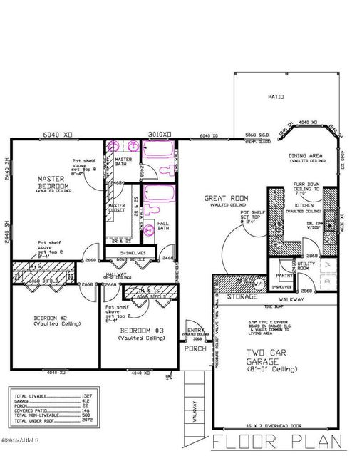 MLS 5612745 917 W Mclean Drive, Wickenburg, AZ Wickenburg AZ Newly Built