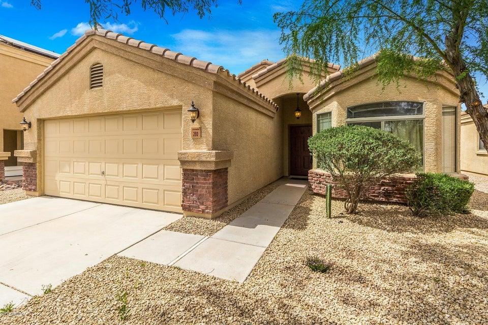 280 W SETTLERS Trail, Casa Grande, AZ 85122