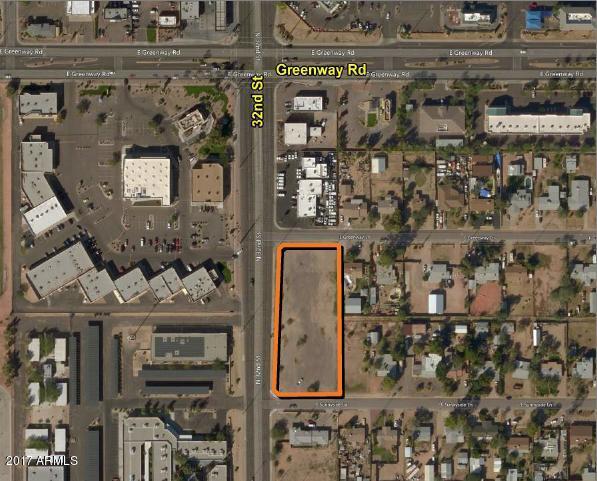 3206 E SUNNYSIDE Lane Lot 19, Phoenix, AZ 85032