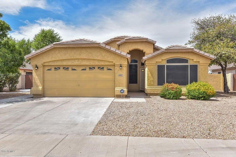 6410 W ESCUDA Road, Glendale, AZ 85308